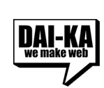 logo dai-ka : we make web